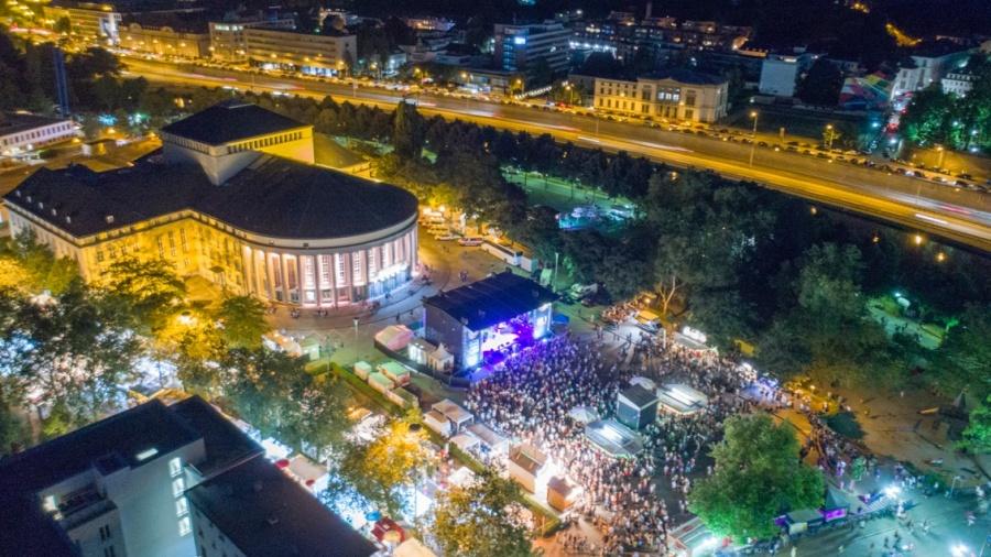 Fête de la Vieille Ville – Altstadtfest